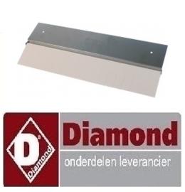695C22035 - Gordijn voor ijsmaker DIAMOND ICE32A- ICE45A