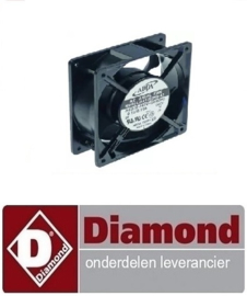 02740701044  - VENTILATOR CONDENSOR 10 W DIAMOND AR5-TN/PM
