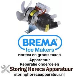 105500591 - Pomp ijsblokjesmachine FIR type 4240.2301, 120W, 230V, 50-60Hz  BREMA