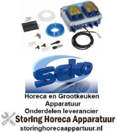 253361442 - Doseerapparaat SEKO 1-4l/h 24/230VAC reiniger/glansspoeler slang ø 4x6mm slangtype D/K