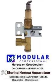 301106771 - Waakvlambrander 1-vlammig sproeier ø 0,2mm MODULAR