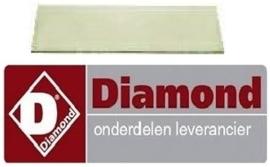784A00PT57001 - Glas voor pizza oven deur DIAMOND