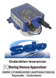 123361949 - Doseerapparaat SEKO frequentieregeling 0,4l/h 230 VAC glansspoelmiddel slang ø 4x6mm slangtype E