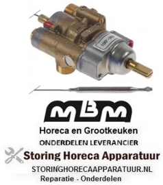 101106667 - Gasthermostaat 100-300°C MBM