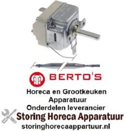 VE273375647 - Thermostaat instelbereik 31-110°C 1-polig voor BERTOS