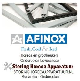 9432901791 - Koeldeurrubber B 659mm - L 731mm  passend voor AFINOX