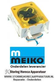 643361772 - Doseerpomp naglans zonder sturing 0,4l/h 230 VAC glansspoelmiddel slang ø 4 x6mm slangtype  MEIKO
