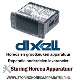 363378267 - Elektronische regelaar DIXELL XR02CX-5N0C1 inbouwmaat 71x29mm inbouwdiepte 56mm 230V DIXELL