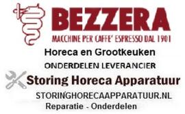 BEZZERA - KOFFIE MACHINE HORECA REPARATIE ONDERDELEN EN ACCESSOIRES