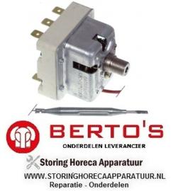 32033070800 - Maximaalthermostaat uitschakeltemp. 230°C friteuse  BERTOS ELT18+18M-E