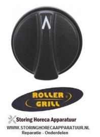 012112657 - Knop nulstreep ø 55mm  Roller-Grill