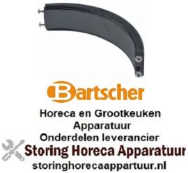 806698563 - Beugelgreep L 144mm H 42mm voor Bartsher