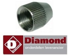 4773.00000.10 - Mondstuk uitgang stoompijp DIAMOND COMPACT/2P