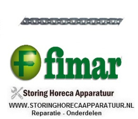 261SL0101 - Ketting deegmenger FIMAR 25-38 S-C-F