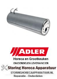 235524372 - Boiler ø 160mm L 500mm voor ADLER