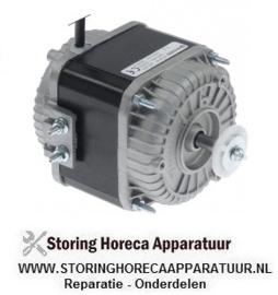 506601050 - Ventilatormotor 34W - 230V - 50-60Hz - 1300U/min