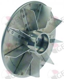 602002 - Ventilatorblad D1 -  ø 175mm