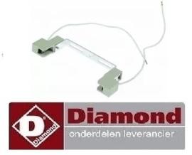 419010012 - LAMPHOUDER VOOR DIAMOND RVG(E)/**C-CM