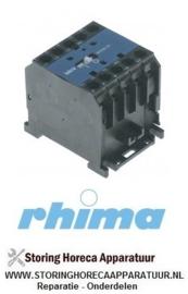 02450910008 - Relais AC1 20A 230VAC RHIMA DR50