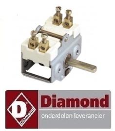 113RTCU900110 - Voorzetschakelaar DIAMOND E77/BM8T-N