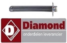 493230117 - Boiler verwarmingselement voor voorlader vaatwasser DIAMOND DFS7
