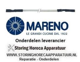 1981152800 - Ontstekingskabel kabellengte 600 mm kantelbare braadpan  MARENO BRG94G