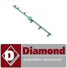 2110200805 - BOVENSTE NASPOELARM KOMPL. P700 DIAMOND