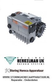9900431600 - Vacuumpomp HENKELMAN JUMBO 35