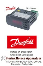 466381374 - Elektronische regelaar DANFOSS type EKC202C