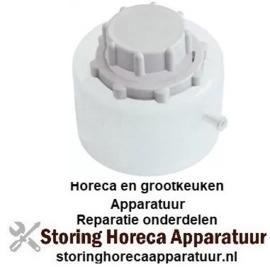 235504266 - Zouttank zonder pakking ø 123mm H 90mm voor vaatwasser