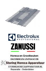 096211006 - lavasteenrooster L 440mm B 290mm Electrolux, Zanussi