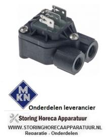 642403873 - Doorstroommeter draad M10x1 kunststof maximale ø 2mm toegelaten NSF Qmax. 2,3l/min  MKN