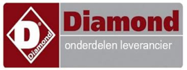 037A87RZ65047 - Verwarmingselement 2350 Watt voor pizza oven DIAMOND EFP/44R