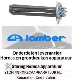 5890300011 - Verwarmingselement  boiler voor vaatwasser LAMBER