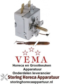 453390683 - Thermostaat t.max. 86°C instelbereik 0-86°C 1-polig 1CO 16A VEMA