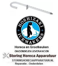 426696866 - Waterleiding voor ijsmaker L 300mm ID ø 9,5mm ø 12,5mm HOSHIZAKI