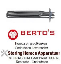 434417739 - Verwarmingselement 4000W 230V voor Bertos
