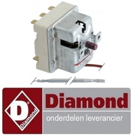 VE334375312 - Maximaalthermostaat uitschakeltemp. 245°C - DIAMOND E65/F20-7T