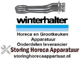 256420409 - Verwarmingselement 3000 Watt - 230/400 Volt voor vaatwasser WINTERHALTER