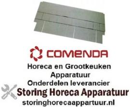 344533102 - Gordijn in-uitgang B690 x H420 mm voor vaatwasser COMENDA