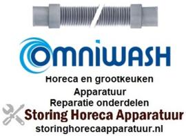 198507207 - Afvoerslang L 1500mm voor vaatwasser Omniwash
