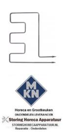 293415811 - Verwarmingselement 1700W 400V  voor MKN