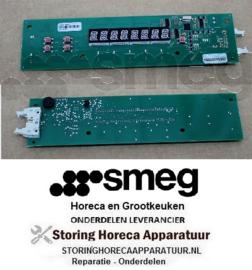286696292432 - Display bedieningspaneel vaatwasser SMEG