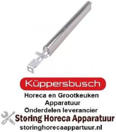 171105607 - Staafbrander grill - bakplaat Kuppersbusch