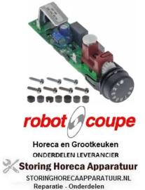 504402967 - Bedieningsprintplaat staafmixer Mini MP170V met knop 230V Robot-Coupe
