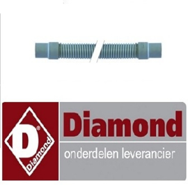 278DZS151 - Afvoerslang DIAMOND D604-EKS