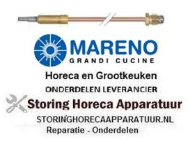 521107618 - Thermokoppel  L 750 mm steekhuls  ø 6,0 mm