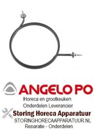 729419175 - Verwarmingselement 2400W 230V voor Angelo Po oven