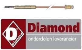 021.256.016.00 - Thermokoppel voor lavasteengrill DIAMOND