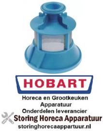 361524681 - Rondfilter ø 161mm H 155mm voor vaatwasser HOBART